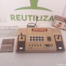 Videojuegos y Consolas: PROGRAMMABLE TV GAME PC 501.CON SU CAJA ORIGINAL CON INSTRUCCIONES Y UN CARTUCHO.. Lote 155916932