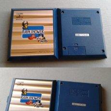 Videojuegos y Consolas: NINTENDO GAME&WATCH MULTISCREEN RAIN SHOWER LP-57 NEAR MINT FILTROS NUEVOS VER!! R8853. Lote 156085214