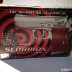 Videojuegos y Consolas: PISTOLA SCORPION DE BLAZE SEGASATURN, PLAYSTATION. Lote 156751970