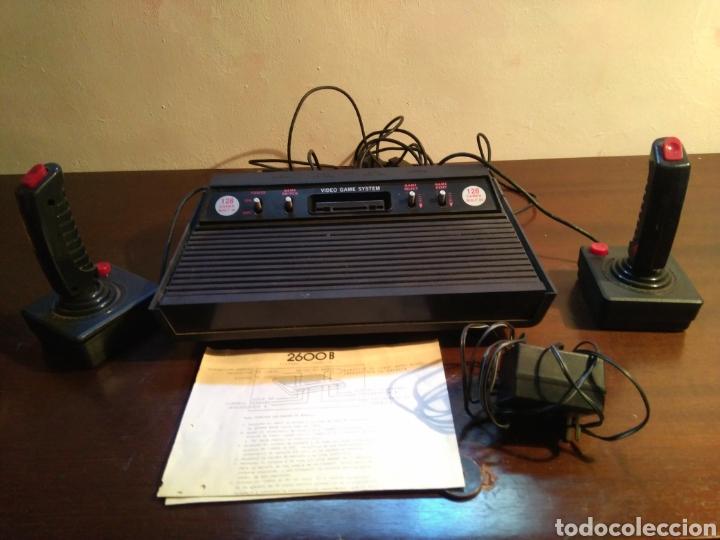 Videojuegos y Consolas: Antigua video consola 2600 - Foto 2 - 157000158