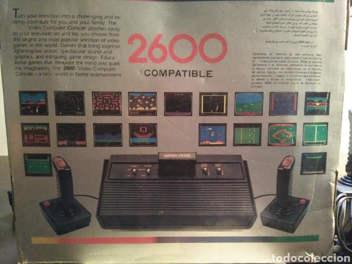 Videojuegos y Consolas: Antigua video consola 2600 - Foto 3 - 157000158