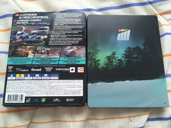 Videojuegos y Consolas: SOLO CAJA METALICA STEELBOOK PS3 PS4 PLAYSTATION 3 4 XBOX ONE SHADOW OF TOMB RAIDER KREATEN - Foto 2 - 157486170