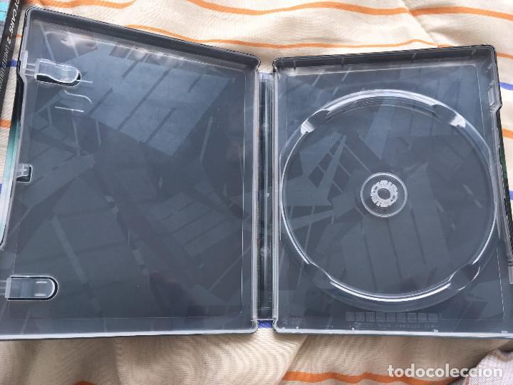 Videojuegos y Consolas: SOLO CAJA METALICA STEELBOOK PS3 PS4 PLAYSTATION 3 4 XBOX ONE SHADOW OF TOMB RAIDER KREATEN - Foto 3 - 157486170