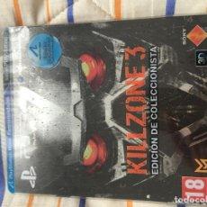Videojuegos y Consolas: SOLO CAJA METALICA STEELBOOK PS3 PS4 PLAYSTATION 3 4 XBOX ONE KILLZONE 3 KREATEN. Lote 157499198