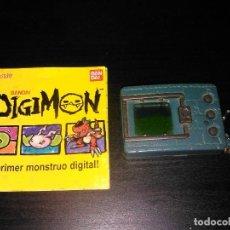 Videojuegos y Consolas: DIGIMON DIGIVICE TAMAGOTCHI BANDAI AÑOS 90 POKEMON. Lote 158302198