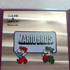 Videojuegos y Consolas: CONSOLA GAME&WATCH NINTENDO MARIO BROS MULTI SCREEN GAME & WATCH. Lote 158546154
