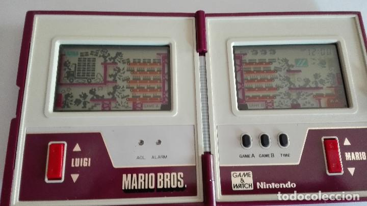 Videojuegos y Consolas: CONSOLA GAME&WATCH NINTENDO MARIO BROS MULTI SCREEN GAME & WATCH - Foto 2 - 158546154