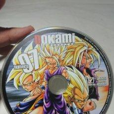Videojuegos y Consolas: DVD DOKAMI N°7 - ESPECIAL DRAGON BALL. Lote 158788438