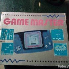 Videojuegos y Consolas: CONSOLA GAME MASTER + 1 JUEGO + CAJA + INSTRUCCIONES. Lote 158897346