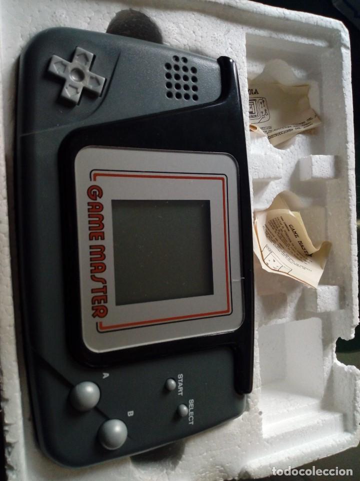 Videojuegos y Consolas: CONSOLA GAME MASTER + 1 Juego + CAJA + Instrucciones - Foto 2 - 158897346