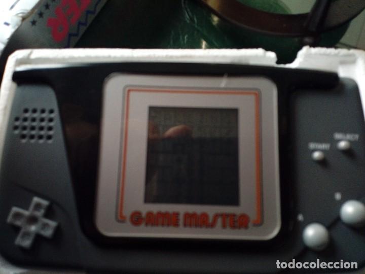 Videojuegos y Consolas: CONSOLA GAME MASTER + 1 Juego + CAJA + Instrucciones - Foto 3 - 158897346