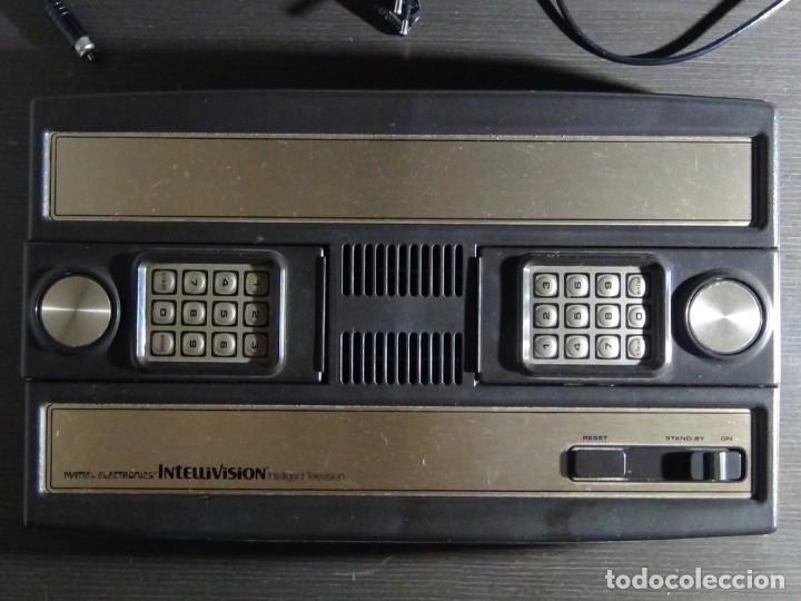 Videojuegos y Consolas: Consola de Mattel Intellivision 1979 con juego Funcionando...VER VIDEO!!!! - Foto 3 - 158979934