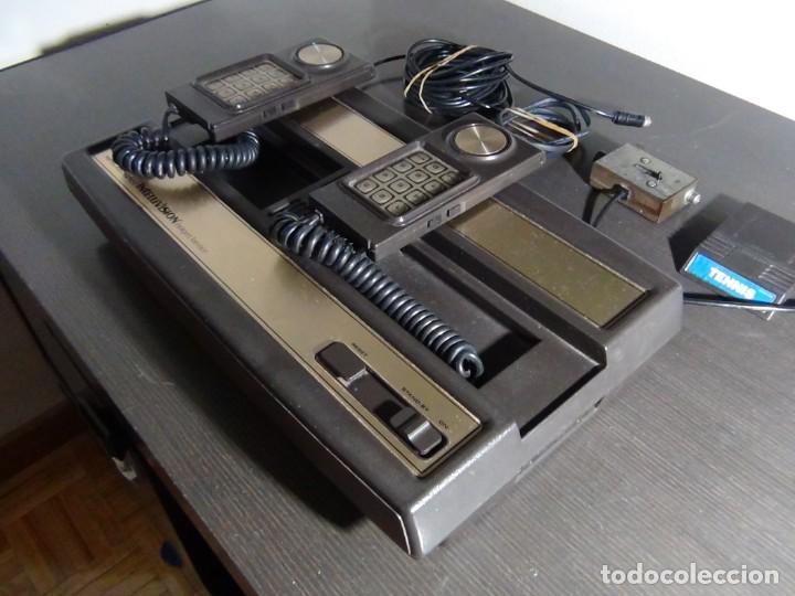 Videojuegos y Consolas: Consola de Mattel Intellivision 1979 con juego Funcionando...VER VIDEO!!!! - Foto 5 - 158979934