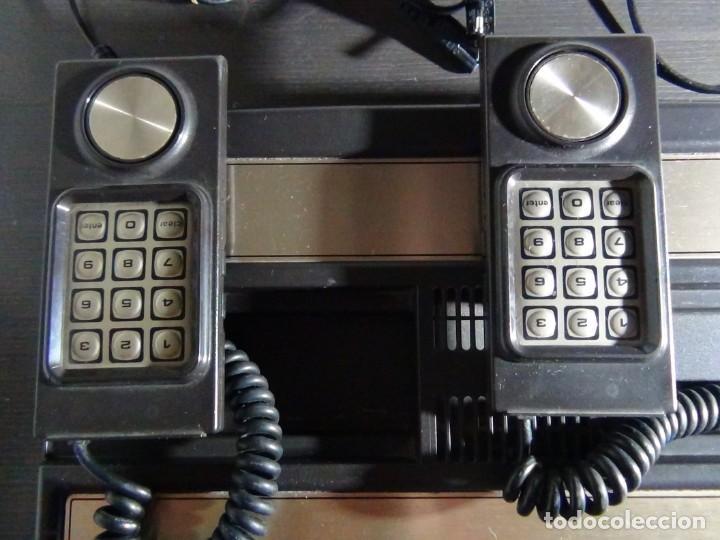 Videojuegos y Consolas: Consola de Mattel Intellivision 1979 con juego Funcionando...VER VIDEO!!!! - Foto 6 - 158979934