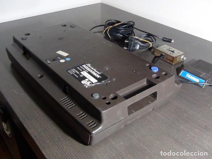 Videojuegos y Consolas: Consola de Mattel Intellivision 1979 con juego Funcionando...VER VIDEO!!!! - Foto 11 - 158979934