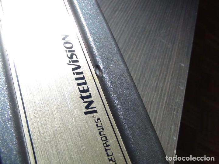 Videojuegos y Consolas: Consola de Mattel Intellivision 1979 con juego Funcionando...VER VIDEO!!!! - Foto 14 - 158979934