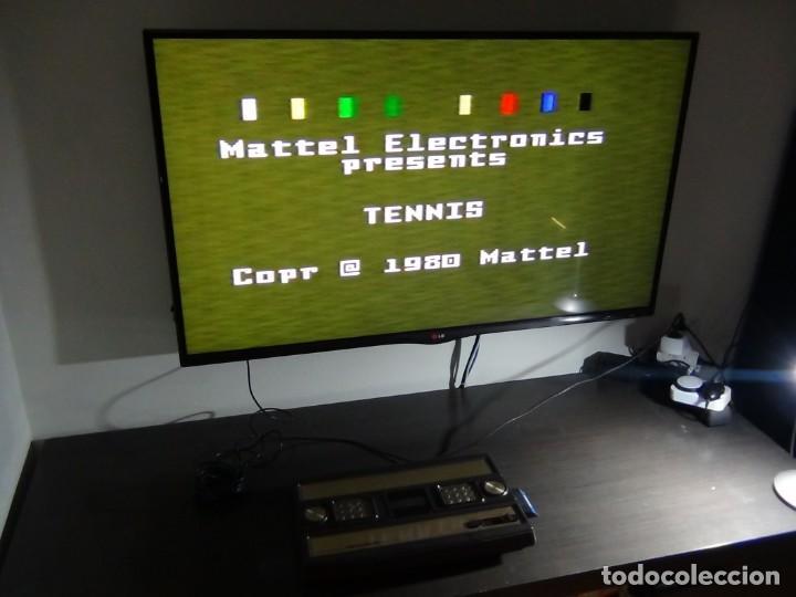 Videojuegos y Consolas: Consola de Mattel Intellivision 1979 con juego Funcionando...VER VIDEO!!!! - Foto 18 - 158979934