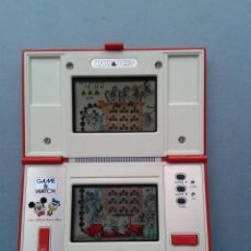 Videospiele und Konsolen - NINTENDO GAME&WATCH MULTISCREEN MICKEY&DONALD DM-53 VERY GOOD FILTROS NUEVOS!!!! R8932 - 159499546