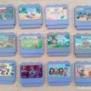Videojuegos y Consolas: 12 JUEGOS VTECH - VSMILE. Lote 160537794
