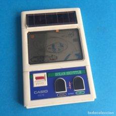 Videojuegos y Consolas: CASIO SOLAR SHUTTLE GAME CG-2 1982. Lote 160596529