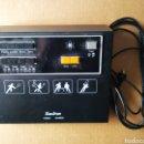 Videojuegos y Consolas: CONSOLA SANTRON VIDEO GAMES. FUNCIONA CON 4 PILAS L SIZE O ADAPTADOR DE CORRIENTE DE 6V.. Lote 160661653
