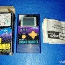 Videojuegos y Consolas: CONSOLA PORTÁTIL CASIO COSMO THUNDER EN CAJA ORIGINAL 1983. Lote 160695406