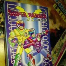Videojuegos y Consolas: SUPER RANGER MAQUINA VIDEOJUEGO A ESTRENAR RESTO TIENDA. Lote 160863526