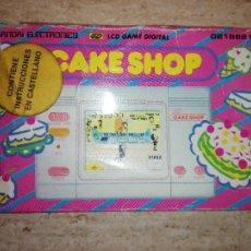 Videojuegos y Consolas: LCD GAME DIGITAL - CAKE SHOP - BANDAI ELECTRONICS. Lote 160868226