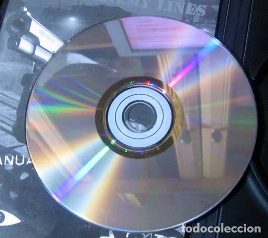 Videojuegos y Consolas: COMMANDOS SAGA TODO EN CASTELLANO CAJA CON 4 JUEGOS PARA PC - PYRO STUDIOS - Foto 10 - 160899018