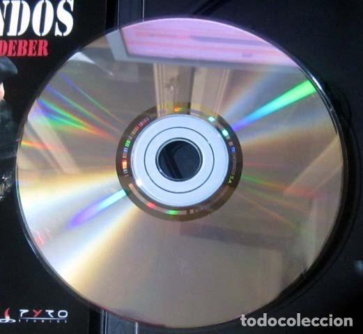 Videojuegos y Consolas: COMMANDOS SAGA TODO EN CASTELLANO CAJA CON 4 JUEGOS PARA PC - PYRO STUDIOS - Foto 14 - 160899018