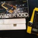 Videojuegos y Consolas: CONSOLA GALAXY INVADER 1000. HALLEN. FUNCIONA. Lote 160938196