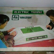 Videojuegos y Consolas: ELECTRIC TENIS VALTOY. Lote 161424158