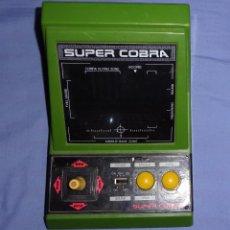 Videojuegos y Consolas: GAME & WATCH MAQUINA SUPER COBRA LSI GAME - MAQUINITA AÑOS 80. Lote 161464798