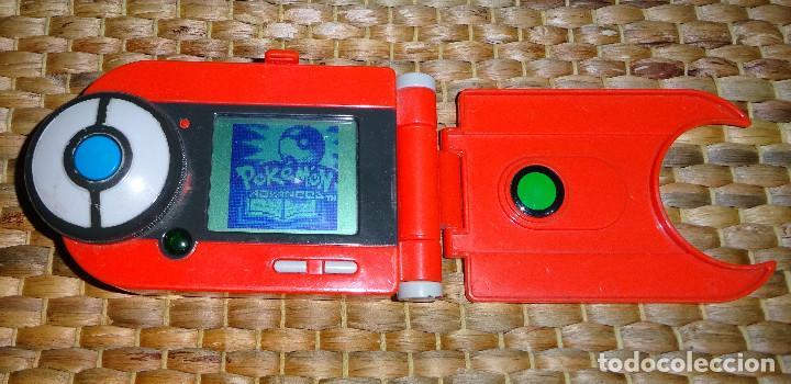 GAME & WATCH MAQUINA POKEDEX POKEMON BANDAI 2004 - MAQUINITA (Juguetes - Videojuegos y Consolas - Otros descatalogados)