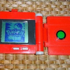 Videojuegos y Consolas: GAME & WATCH MAQUINA POKEDEX POKEMON BANDAI 2004 - MAQUINITA. Lote 161465254