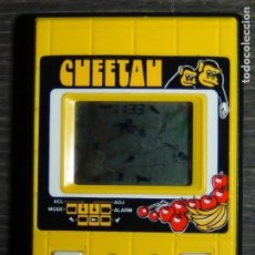 Videojuegos y Consolas: CHEETAH LCD ELECTRONIC GAME LIWACO - MADE IN JAPON...VER VIDEO!!!. Lote 161619666