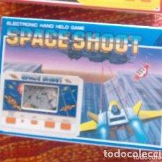 Videojuegos y Consolas: SPACE SHOOT GAME WATCH LIWACO. Lote 191058662
