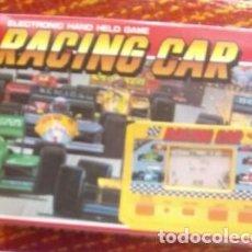 Videojogos e Consolas: RACING CAR GAME WATCH LIWACO. Lote 218093022