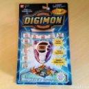 Videojuegos y Consolas: NUEVO DIGIVICE D-3 MORADO KARI Y GATOMON TAILMON DIGIMON BANDAI DISPOSITIVO DIGITAL TAMAGOTCHI . Lote 162026574