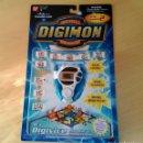 Videojuegos y Consolas: NUEVO DIGIVICE D-3 AZUL DAVIS Y VEEMON (VERSION 2.0)DIGIMON BANDAI DISPOSITIVO DIGITAL TAMAGOTCHI. Lote 162028342