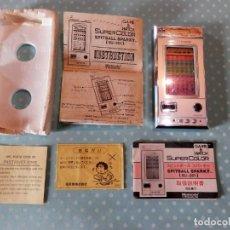 Videojuegos y Consolas: NINTENDO COLECCIÓN CONSOLAS 1984, SPITBALL, DONKEY, CRAB GRAB. Lote 162229270