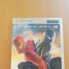 Videojuegos y Consolas: CAJA VACIA SPIDERMAN 3 PSP. Lote 162468645