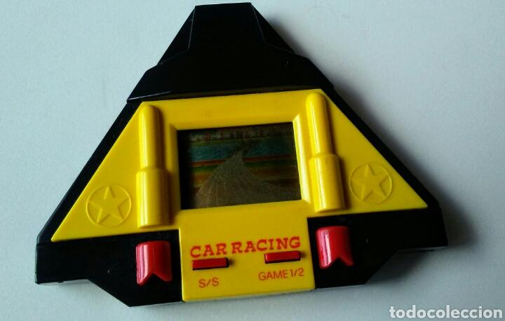 MAQUINITA GAME&WATCH RACING CAR HAND HELD GAMES (Juguetes - Videojuegos y Consolas - Otros descatalogados)