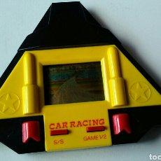Videojuegos y Consolas: MAQUINITA GAME&WATCH RACING CAR HAND HELD GAMES. Lote 162640417