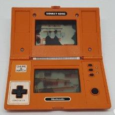 Videojuegos y Consolas: NINTENDO GAME WATCH DONKEY KONG DK 52 1982. Lote 162712288