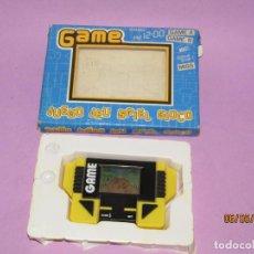 Videojuegos y Consolas: ANTIGUA MAQUINITA JUEGOS LCD MADE IN HONG KONG - AÑO 1990S.. Lote 162871310