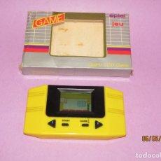 Videojuegos y Consolas: ANTIGUA MAQUINITA JUEGOS LCD MADE IN HONG KONG - AÑO 1990S.. Lote 162872538