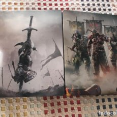 Videojuegos y Consolas: FOR HONOR PS4 SOLO CAJA METALICA COMO NUEVA PLAYSTATION PLAY STATION STEELBOX KREATEN. Lote 195065280