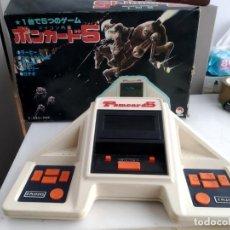 Videojuegos y Consolas: ANTIGUA MAQUINITA GAME WATCH TIPO TABLETOP POMCARD 5. Lote 164647506