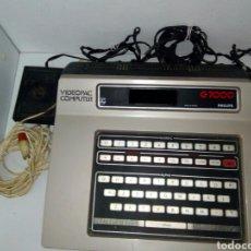 Videojuegos y Consolas: CONSOLA. VIDEO CONSOLA PHILIPS G 7000. Lote 164829221